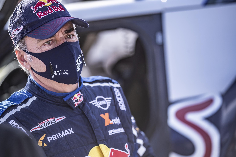 Victoria de etapa de Carlos Sainz que finaliza segundo en el Rallye de Andalucía
